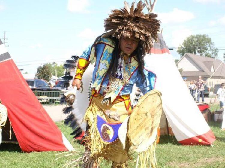 Authentic Native American Program Comes to Tibbits - Tibbits