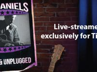 Jeff Daniels Presents Online Concert for Tibbits